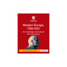 Cambridge International AS Level History: Modern Europe, 1750–1921 Cambridge Elevate edition (2 year) - ISBN 9781108739801