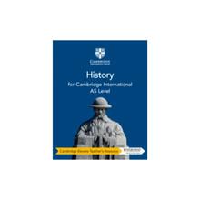 Cambridge International AS Level History Cambridge Elevate Teacher's Resource - ISBN 9781108705813