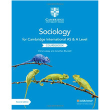 Cambridge International AS and A Level Sociology Coursebook Second Edition - ISBN 9781108739818