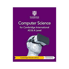 Cambridge International AS & A Level Computer Science Cambridge Elevate edition Second Edition - ISBN 9781108700412