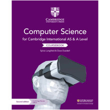 Cambridge International AS & A Level Computer Science Cambridge Elevate edition (2 Year) Second Edition - ISBN 9781108568326
