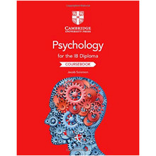 Cambridge Psychology for the IB Diploma Coursebook - ISBN 9781316640807