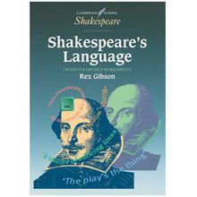 Shakespeare's Language: Photocopiable Worksheets - ISBN 9780521578110