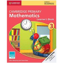 STOCK ITEM - Cambridge Primary Mathematics Learners Book 3 - ISBN 9781107667679