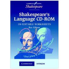 Shakespeare's Language CD-ROM - ISBN 9781845650032