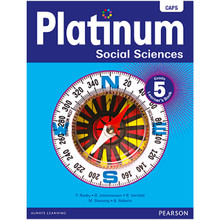 Platinum Social Sciences Grade 5 Learner's Book (CAPS) - ISBN 9780636091580