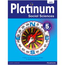 Platinum Social Sciences Grade 5 Learner's Book (CAPS) - ISBN 9780636091580