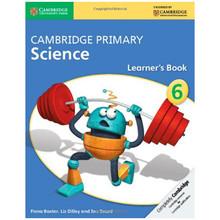 Cambridge Primary Science Learner's Book 6 - ISBN 9781107699809
