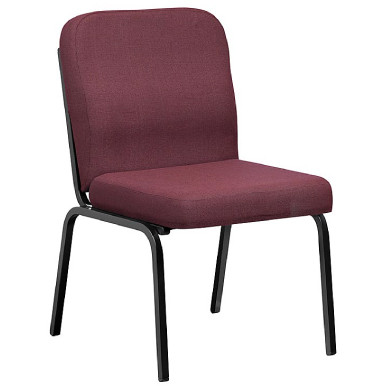 The ECONOMY Full-Back Upholstered Side Chair