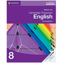 Cambridge International Checkpoint English Coursebook 8 - ISBN 9781107690998