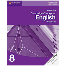 Cambridge Checkpoint English Workbook Book 8 - ISBN 9781107663152