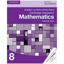 Cambridge Checkpoint Mathematics Practice Book 8 - ISBN 9781107665996