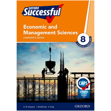 Oxford Successful Economic & Management Sciences Grade 8 Learner Book - ISBN 9780199044658