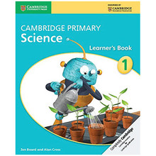 Cambridge Primary Science Learner's Book 1 - ISBN 9781107611382