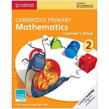 Cambridge Primary Mathematics Learners Book 2 - ISBN 9781107615823