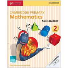 Cambridge Primary Mathematics Skills Builder 2 - ISBN 9781316509142