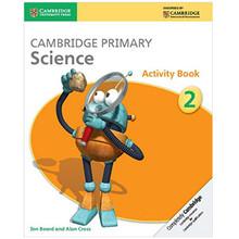 Cambridge Primary Science Activity Book 2 - ISBN 9781107611436