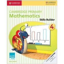 Cambridge Primary Mathematics Skills Builders 4 - ISBN 9781316509166