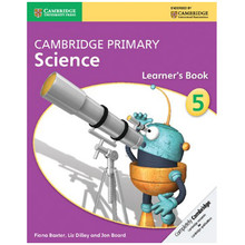 Cambridge Primary Science Learner's Book 5 - ISBN 9781107663046