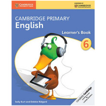 Cambridge Primary English Learners Book 6 - ISBN 9781107628663