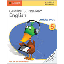 Cambridge Primary English Activity Book 6 - ISBN 9781107676381