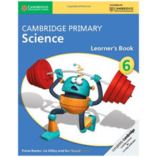 Cambridge Primary Science Learner's Book 6 - ISBN 9781107699809