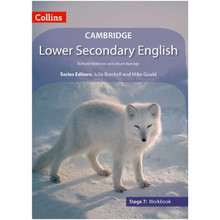 Collins Lower Secondary English Checkpoint Stage 7 Workbook - ISBN 9780008140489