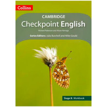 Collins Checkpoint English Stage 8 Workbook - ISBN 9780008140502