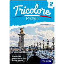 Oxford IGCSE Tricolore 2 (5th Edition) - ISBN 9781408524213