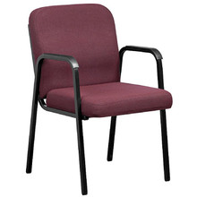 The ECONOMY Full-Back Upholstered Arm Chair