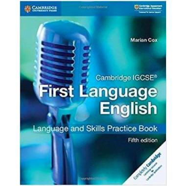 Cambridge IGCSE First Language English Language and Skills Practice Book - ISBN 9781108438926