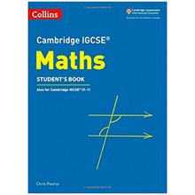 Collins Cambridge IGCSE Maths Student's Book - ISBN 9780008257798