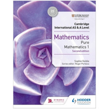Cambridge International AS & A Level Mathematics Pure Mathematics 1 (2nd Edition) - ISBN 9781510421721