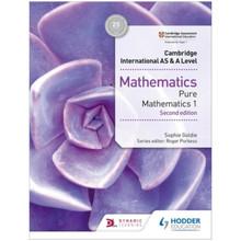 Cambridge International AS & A Level Mathematics Pure Mathematics 1 (2nd Edition) - ISBN 9781510421721