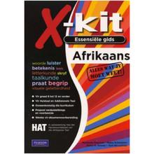 X-kit Essensiele Gids Afrikaans Graad 8-12 - ISBN 9781770259980