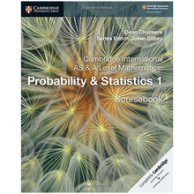 Cambridge International AS & A-Level Mathematics Probability and Statistics 1 - ISBN 9781108407304