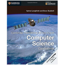 Cambridge International AS and A Level Computer Science Coursebook - ISBN 9781107546738