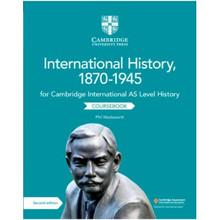 Cambridge International AS Level International History 1871–1945 Coursebook - ISBN 9781108459327