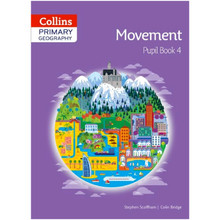 Collins Primary Geography Pupil Book 4 - ISBN 9780007563609