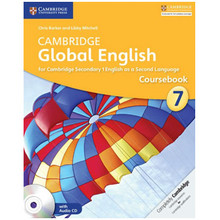 Cambridge Global English Stage 7 Coursebook with Audio CD - ISBN 9781107678071