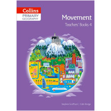 Collins Primary Geography Teacher's Book 4 - ISBN 9780007563654
