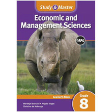 Cambridge Study & Master Economic and Management Sciences Learner's Book Grade 8 - ISBN 9781107693265