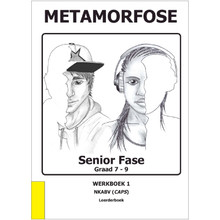 Metamorfose Junior Grade 7 First Additional Language (FAL) Workbook - ISBN 9780987006400