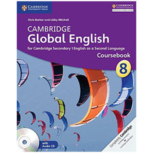 Cambridge Global English Stage 8 Coursebook with Audio CD - ISBN 9781107619425