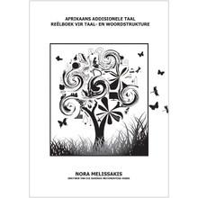Metamorfose Afrikaans Addisionele Taal Reëlboek vir Taal- en Woordstrukture Graad 7-12 - ISBN 9780987006585