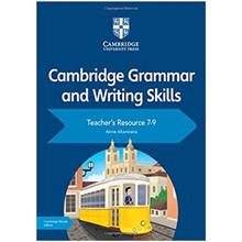 Cambridge Grammar and Writing Skills 7-9 Teacher's Resource with Cambridge Elevate - ISBN 9781108761963