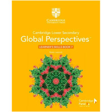 Cambridge Lower Secondary Global Perspectives Stage 7 Learner's Skills Book - ISBN 9781108790512