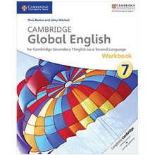 Cambridge Global English Stage 7 Workbook with Audio CD - ISBN 9781107643727