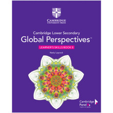 Cambridge Lower Secondary Global Perspectives Stage 8 Learner's Skills Book - ISBN 9781108790543