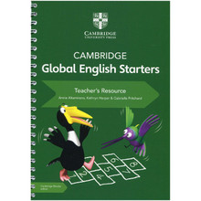 Cambridge Global English Starters Teacher's Resource with Cambridge Elevate - ISBN 9781108576352